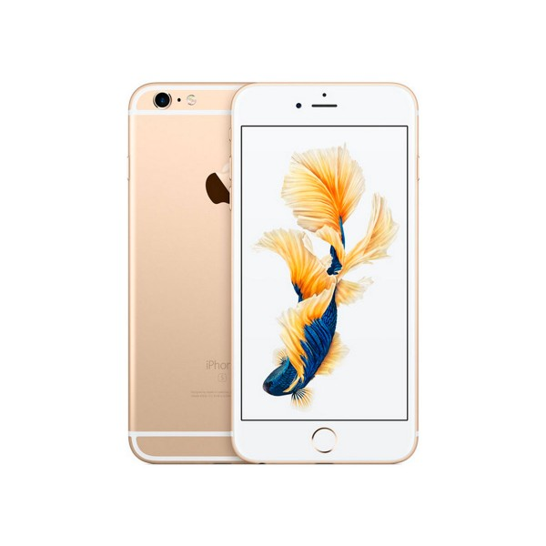 Apple iphone 6s 64gb oro reacondicionado cpo móvil 4g 4.7'' retina hd/2core/64gb/2gb ram/12mp/5mp