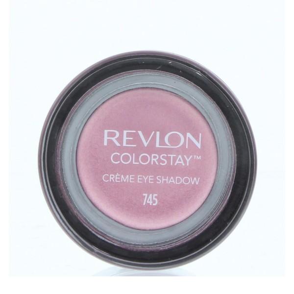 Revlon colorstay creme eyeshadow 745 cherry