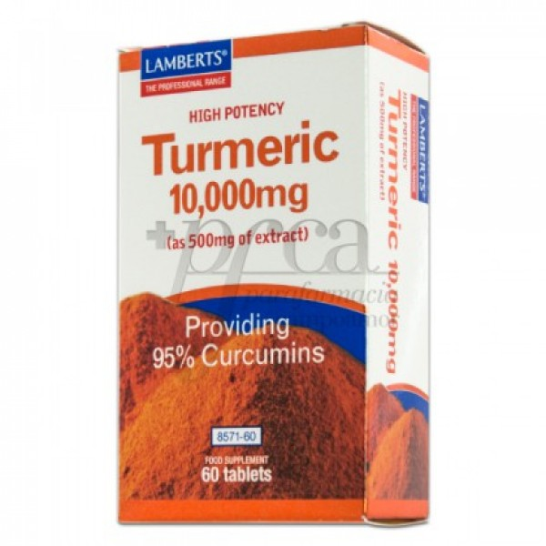 CURCUMA 10.000MG 60 COMPS
