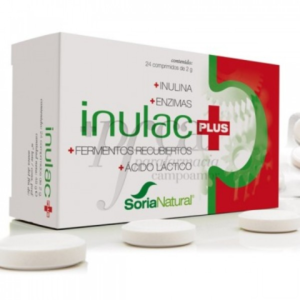 INULAC PLUS TABLETS 24 COMPS