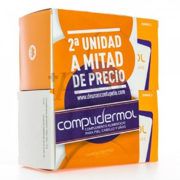 COMPLIDERMOL 2X 50 CAPS PROMO