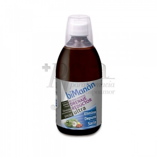 BIMANAN DRENAJE REDUCTOR 500 ML