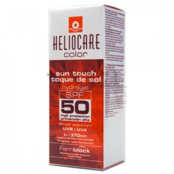 HELIOCARE PROTECTOR SOLAR SPF50 TOQUE DE SOL 50 ML