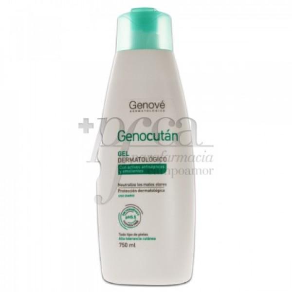 GENOVE GENOCUTAN GEL DERMATOLOGICO 750ML