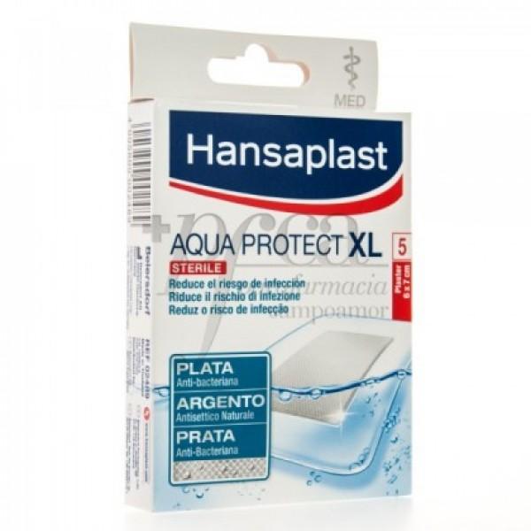 HANSAPLAST AQUA PROTECT ANTI-BACTERIANO 6X7 CM 5