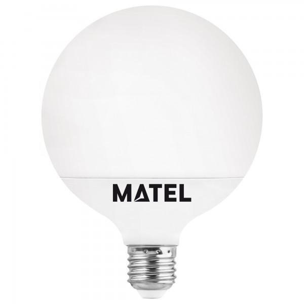 Bomb.led globo  g120 e27 18w.cal