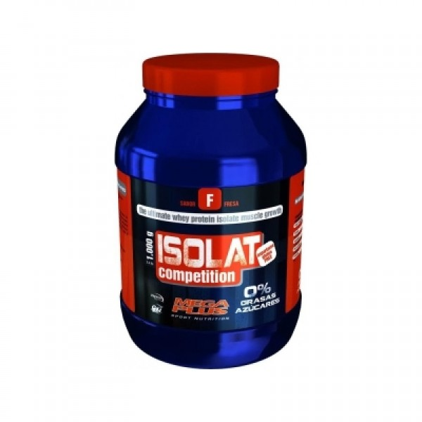 Isolat competition choco c/leche 2kg
