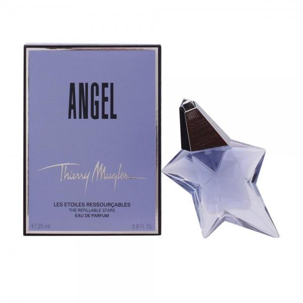 Thierry mugler angel eau de parfum 25ml rellenable vaporizador