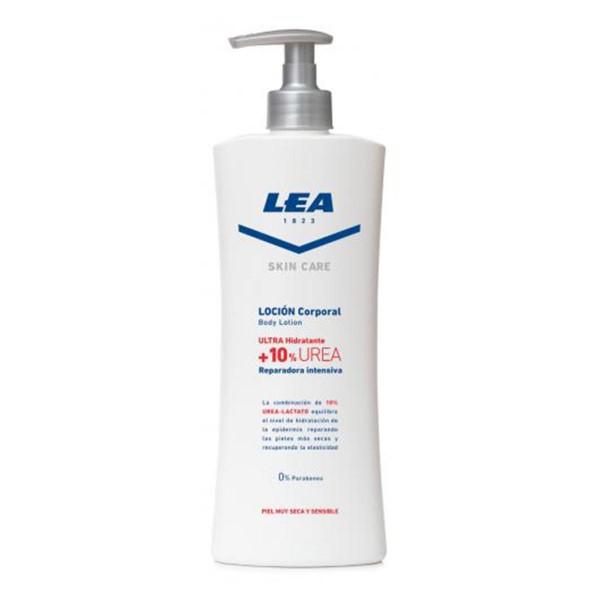 Lea skin care locion corporal ultra hidratante 10% urea piel muy seca 400ml