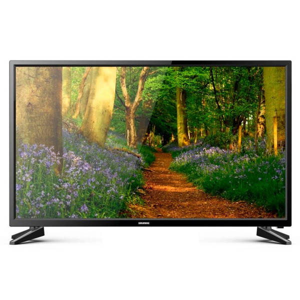 Grundig 24vle4820 televisor 24'' lcd led hd 500hz hdmi usb reproductor multimedia