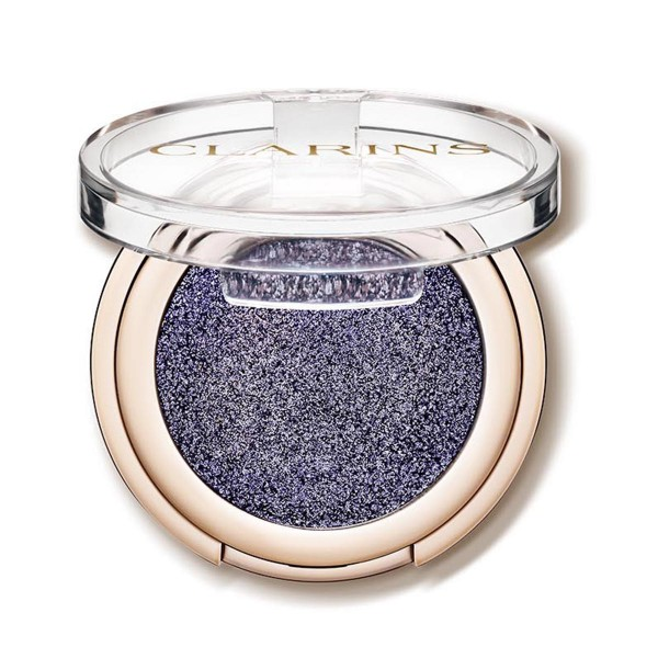 Clarins eyeshadow mono glitter 103 blue lagoon