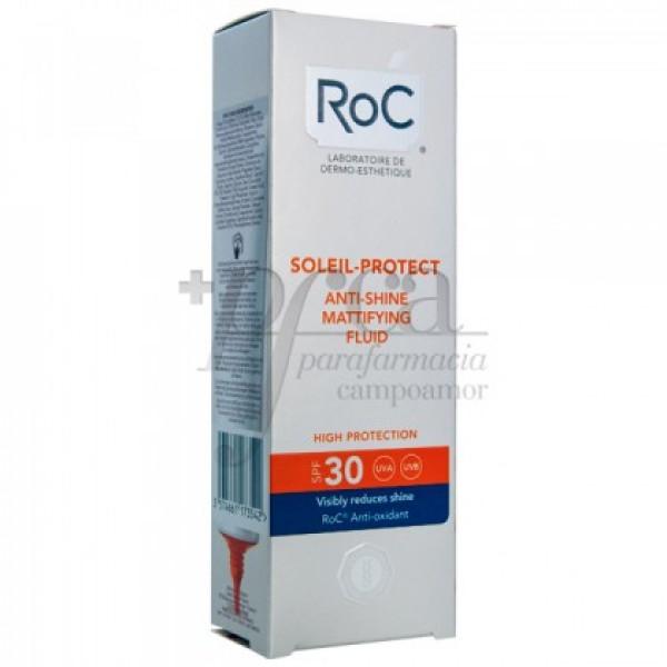 ROC SOLEIL PROTECT 30 FLUIDO MATIFICANT ANTIBRIL