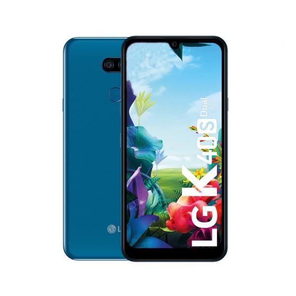 Lg k40s azul móvil 4g dual sim 6.1'' ips hd+/8core/32gb/2gb/13mp+5mp/13mp