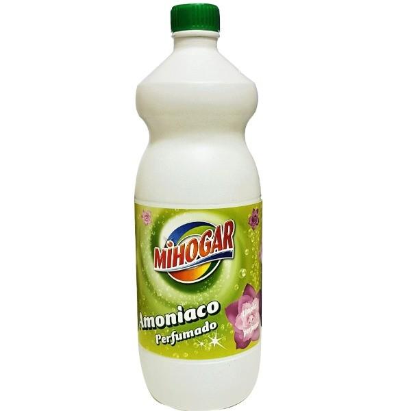Mihogar Amoníaco Perfumado para la limpieza del hogar 1,5 Litros