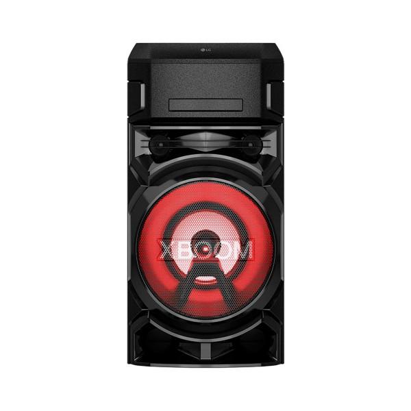 Lg xboom on5 sistema de audio portátil bluetooth usb funciones dj y karaoke