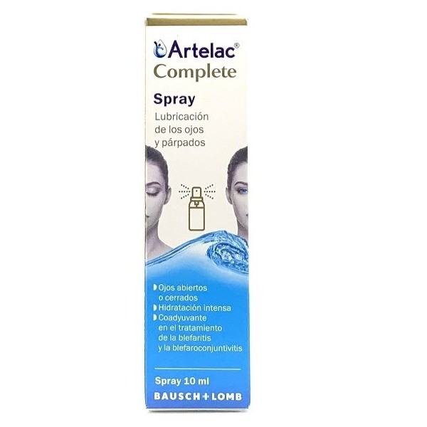 ARTELAC COMPLETE SPRAY 10 ML