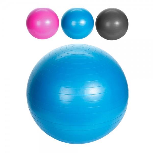 Pelota de yoga  xqmax anti-explosión 55cm colores variados